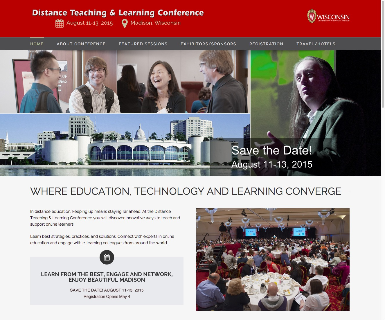 Conference Web Site